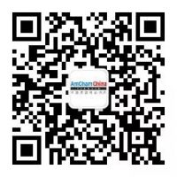 AmCham China, Tianjin WeChat QR Code